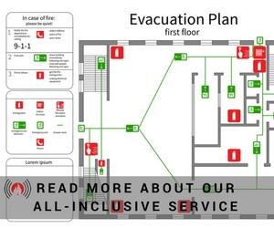 Evacuation Plan Smoke Alarm Specialists Smoke Alarm Specialists